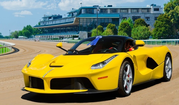 What are your thoughts on yellow Ferrari's? - Quora