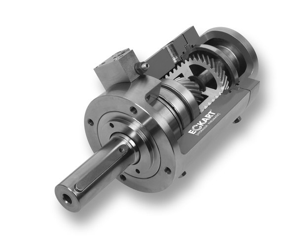 Hydraulic Rotary Actuator Sprocket Type : What is the difference between an actuator and a valve