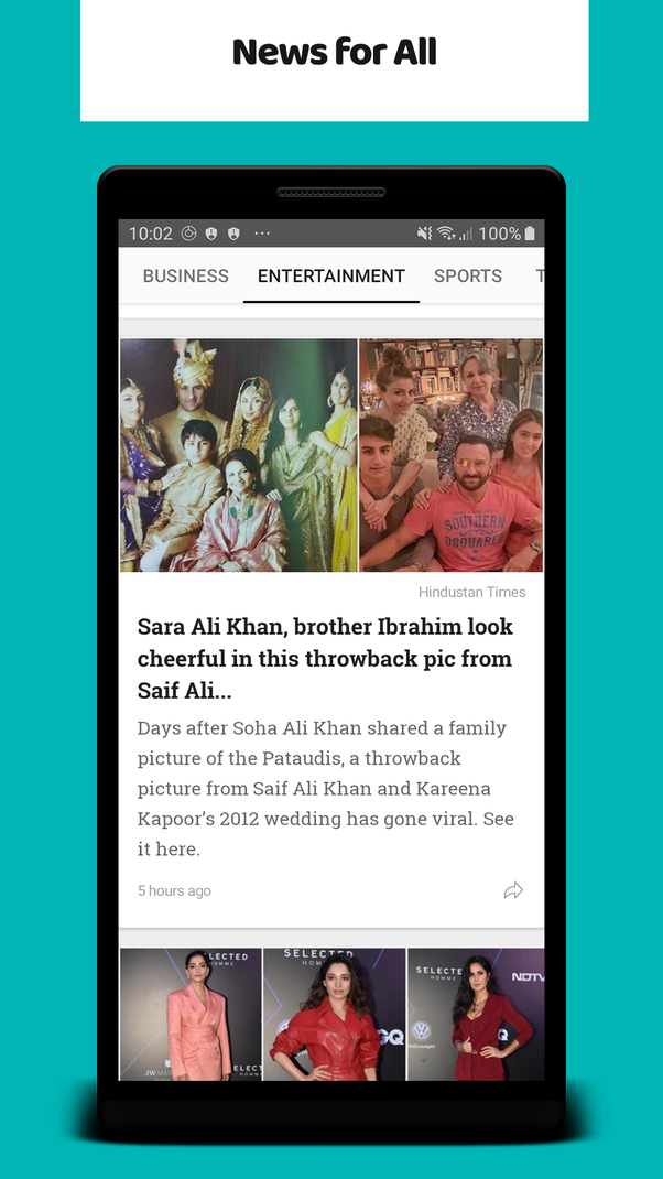 Which is the best English news app in India? - Quora
