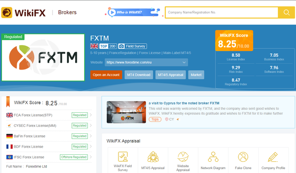 Is FXTM among the best brokers for currency trading? - Quora