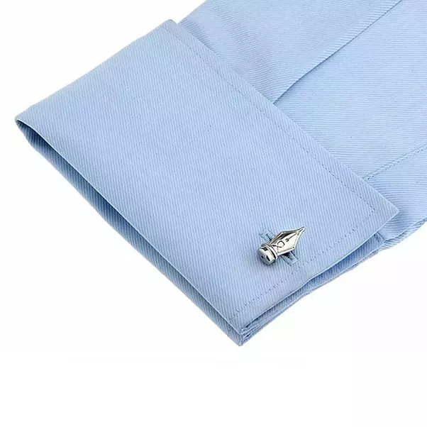 Can you wear cufflinks on shirts with buttons quora for Can you wear cufflinks on a regular shirt