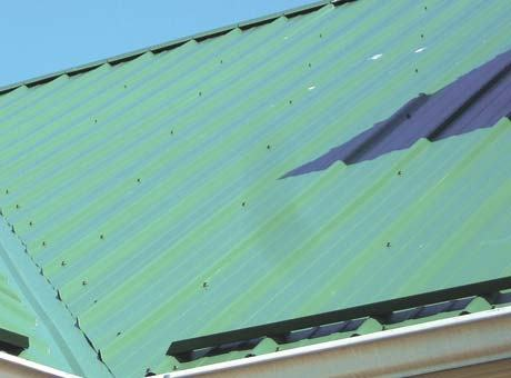 how to install a metal roof over shingles quora - How To Install A Metal Roof