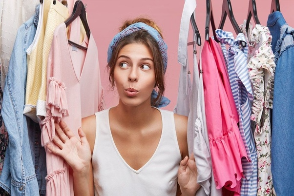 f9163e493c How do women feel if they see a man trying on women's clothes in a store  dressing room? - Quora