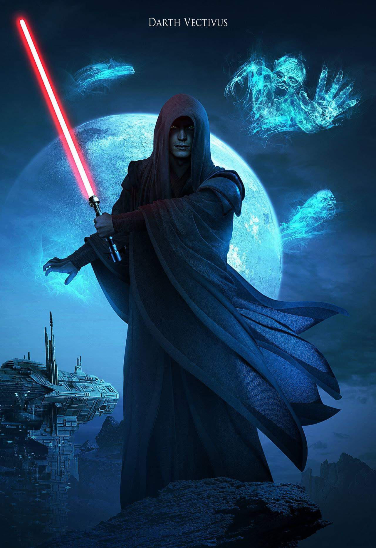 Darth Vectivus: The Good Sith Lord Star Wars