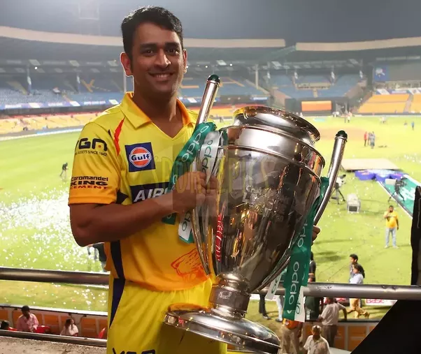 Image result for dhoni in csk