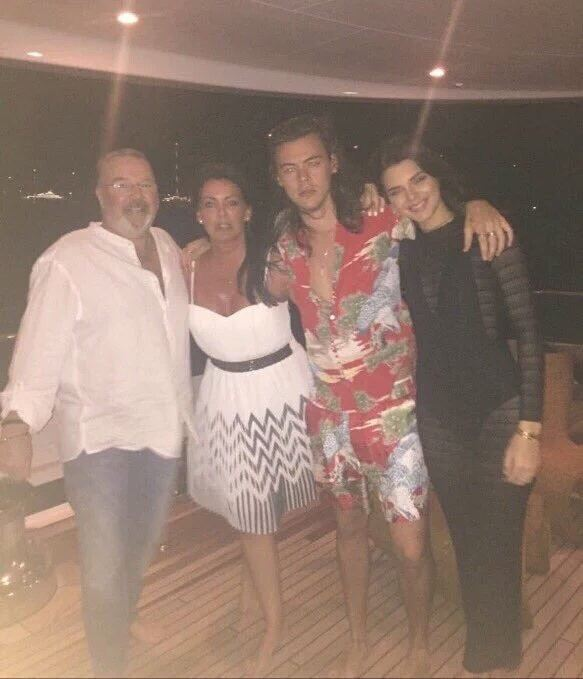 Harry Styles and Kendall Jenner rekindle romance