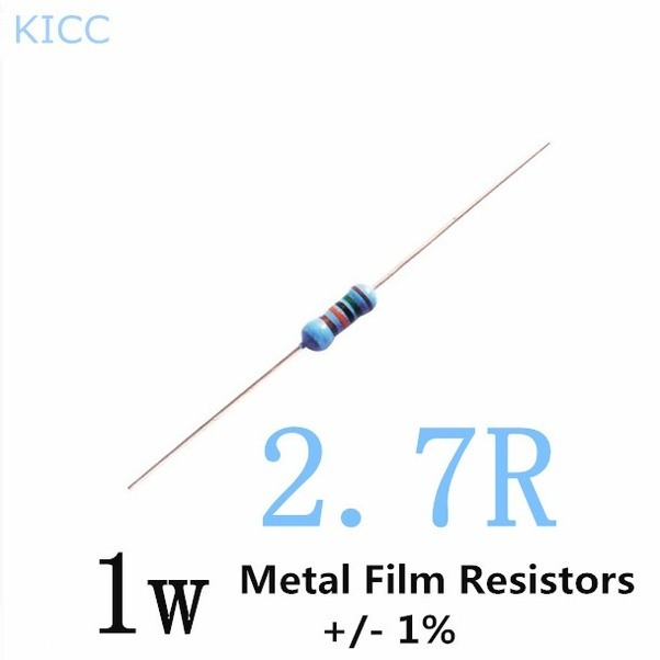what are resistors and what are the different types