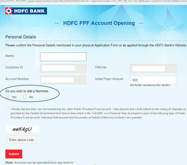 Hdfc Rtgs Form In Pdf Format