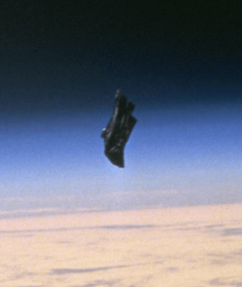 does the black knight satellite actually exist quora