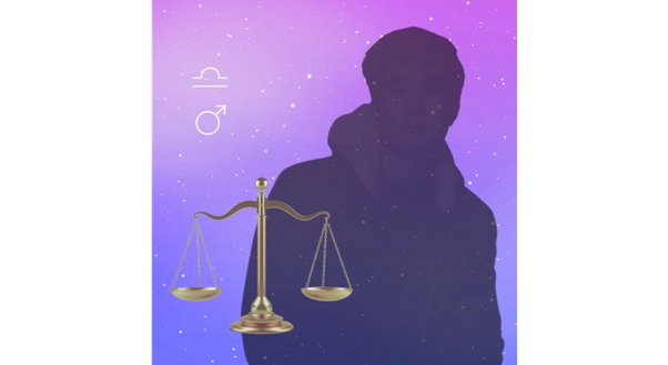 Pulls when what a man do away to libra Why Male