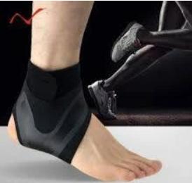 how long to wear ankle brace after sprain