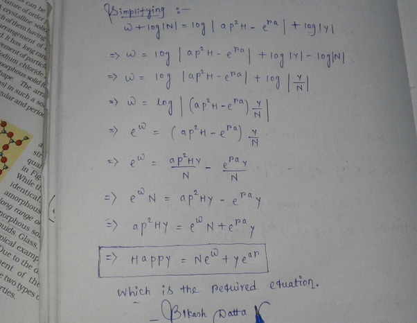 Hy New Year In The Language Of Maths