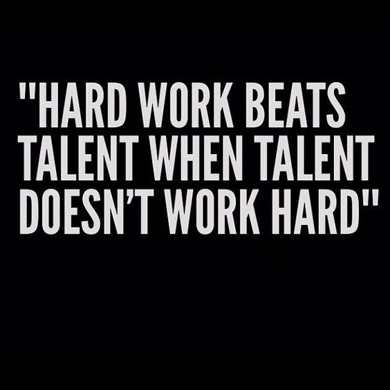 Work Harder Than Everyone Else Quotes: Which Is Better, Smart Work Or Hard Work?