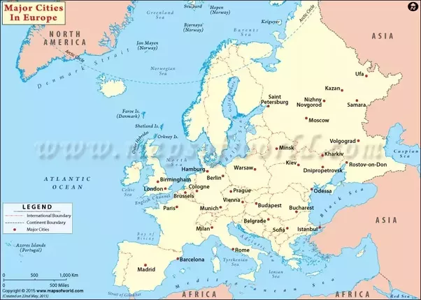 Why is Russia considered a European country but Turkey is ...