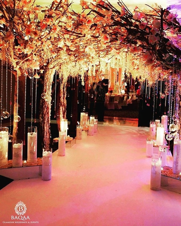 I Am Looking For Various Wedding Decoration Ideas. Can Any