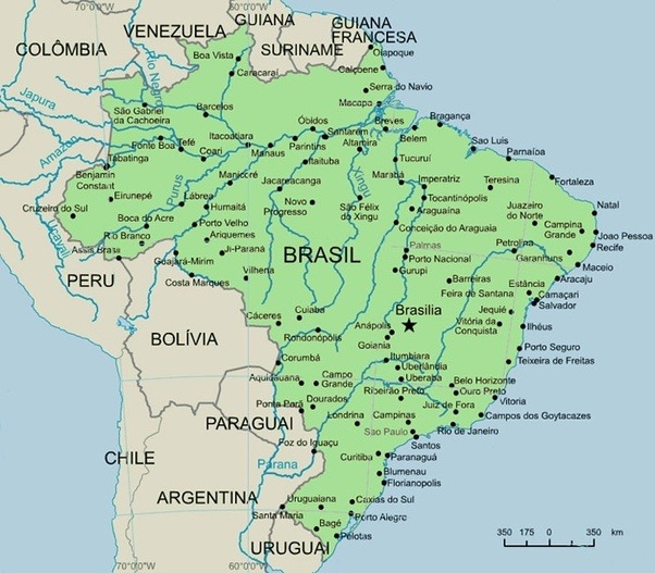 Which capitals are situated most in the center of their countries braslia current capital city of brazil considering the countrys gigantism is a good candidate gumiabroncs Gallery