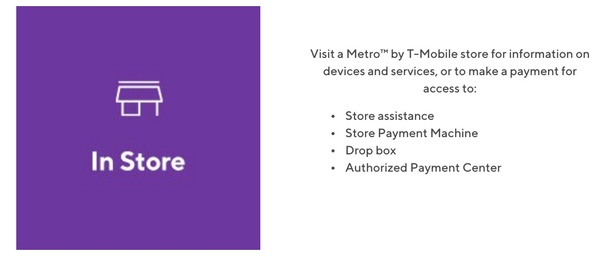 Can I pay my Metro PCS phone bill with cash? - Quora