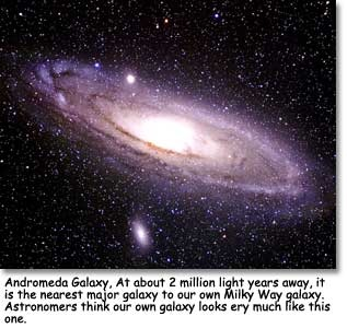 If the Earth is traveling through space, why do we see the ...