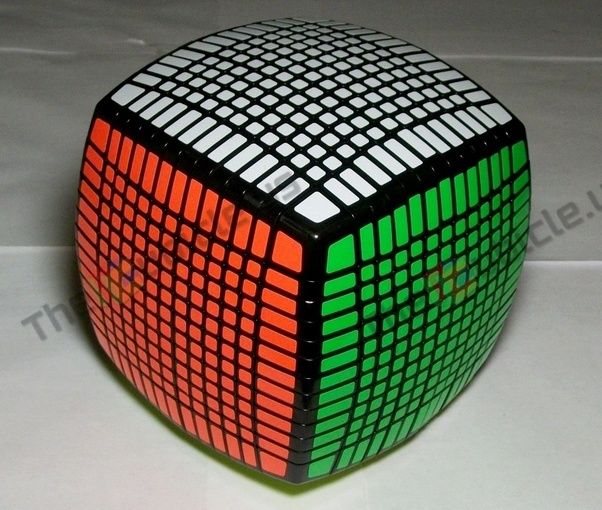 what is the biggest rubik 39 s cube quora. Black Bedroom Furniture Sets. Home Design Ideas