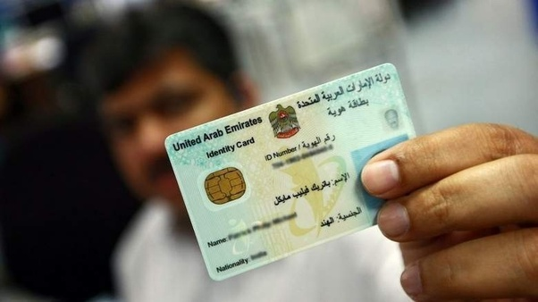 What Should I Do If I Lost My Emirates Id In Dubai Quora