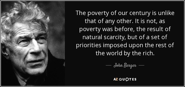 How Can We Best Eliminate World Poverty Quora