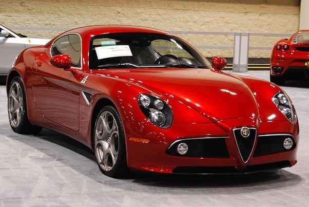 Which Alfa Romeo Model Has The Ferrari Engine Quora