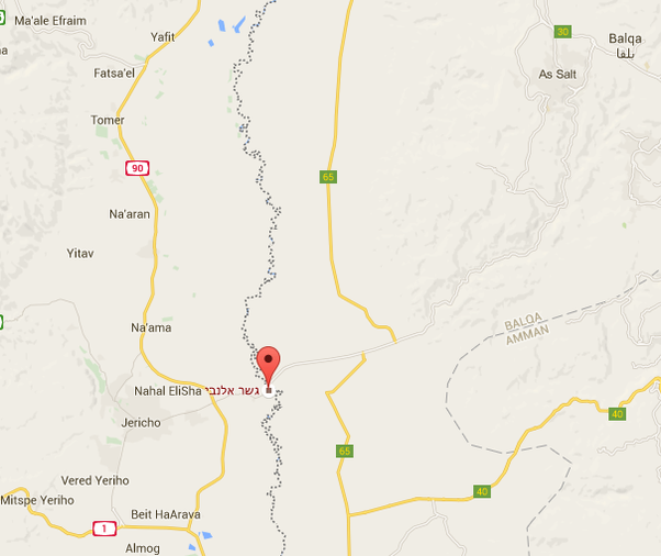 Why are there no roads connecting Israel and Jordan on Google Maps ...