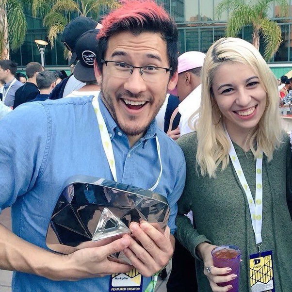 Markiplier 2018 is dating NOTHING WRONG