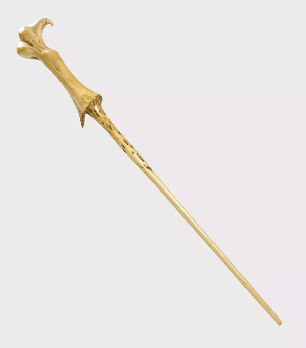 What is voldemort 39 s wand made of quora for Voldemort wand