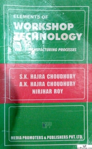 Which is the best book for Workshop Technology? - Quora