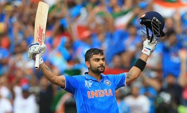 How Many Centuries Has Virat Kohli Scored At The World Cup