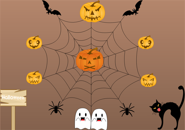What are some ways to do home made Halloween cards? - Quora