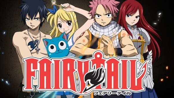 How Many Episodes Does Fairy Tail Have Who Are The Main