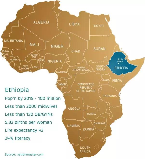 What is Ethiopia Quora