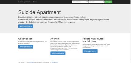 Resultado de imagen para suicide apartment deep web