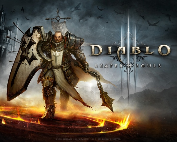 Which video game should I play, Diablo 3, Path of Exile