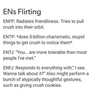 How Would You Describe The Differences Between The Four Mbti En Types Entp Enfp Entj Enfj Quora