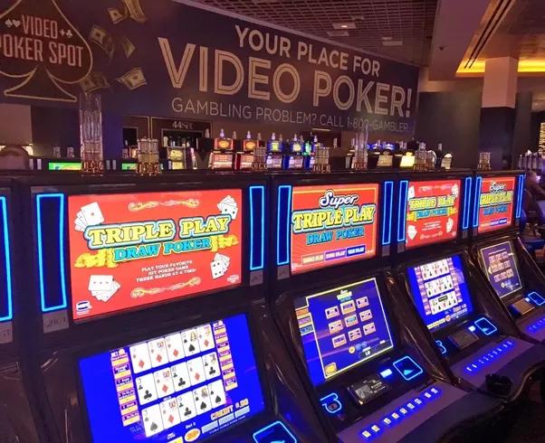 Casino Ladbrokes Video Poker Type
