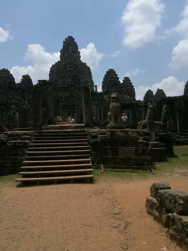 Dear Quora members, have you ever been to Cambodia to see