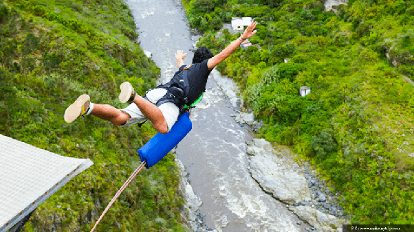 Do we need to prebook bungee jumping in Rishikesh? - Quora