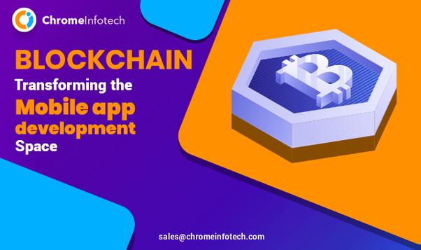 block chain app