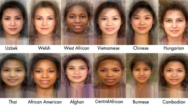 Accept. interesting facial symmetry and skin color seems remarkable