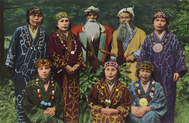 https://www.quora.com/What-race-are-the-Ainu-people-of-Japan/