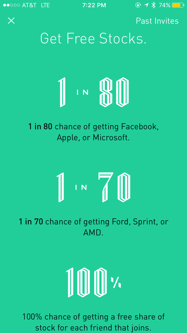 1f473baad3b0 Below is a screenshot of the Robinhood app detailing the promotion. Hope  this helps!