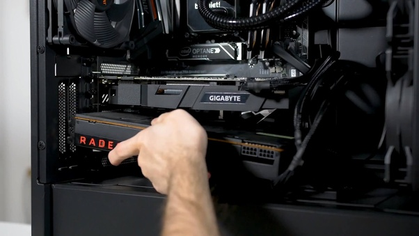 How external graphic card is always better than inbuilt one