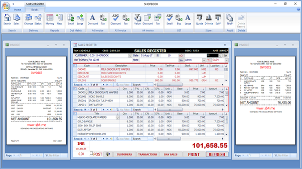microsoft access accounts receivable template database - what is the best accounting software available in