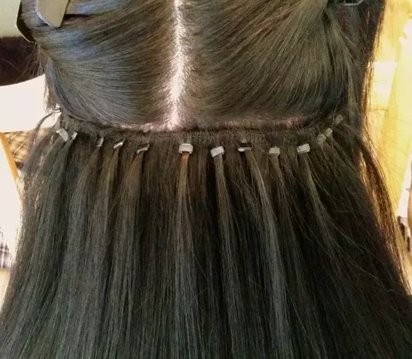 What Are Micro Loop Ring Hair Extensions Quora