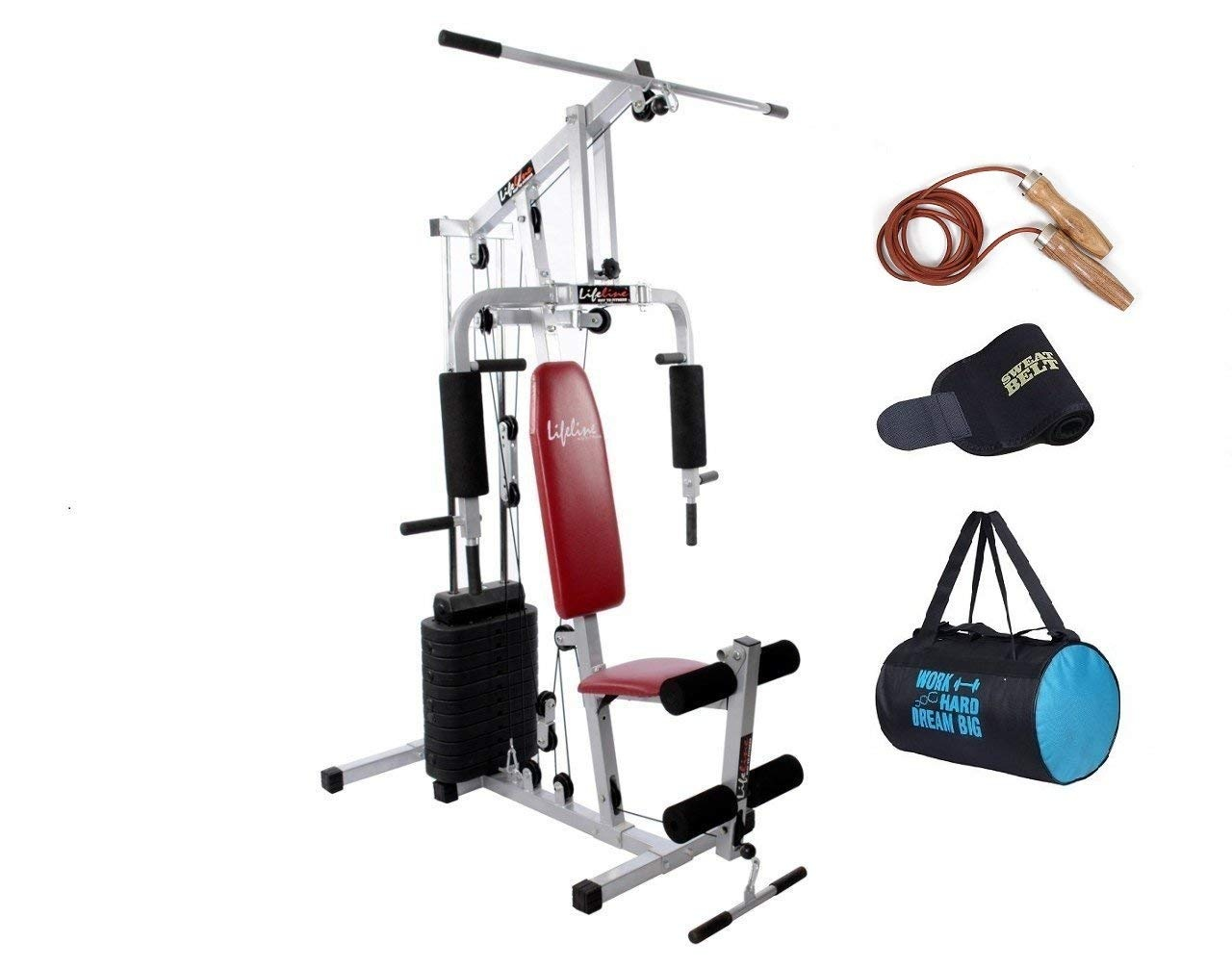 What is the best home gym set available in india at a reasonable