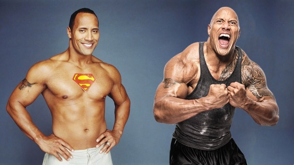 Does the Rock use steroids? Is he lying about only using supplements