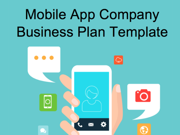 Where can i find a real business plan for a mobile app startup quora fbccfo